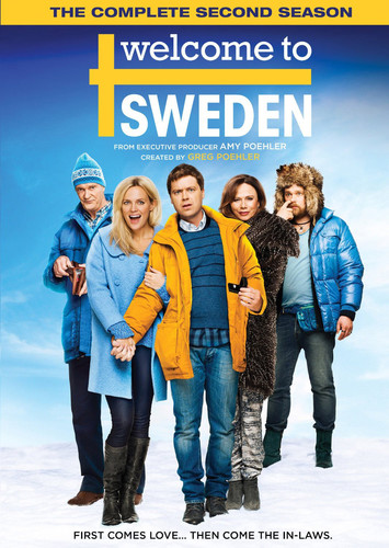 Welcome to Sweden - Season 2