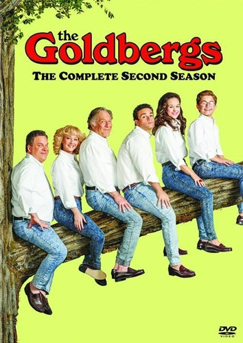 The Goldbergs: The Complete Second Season
