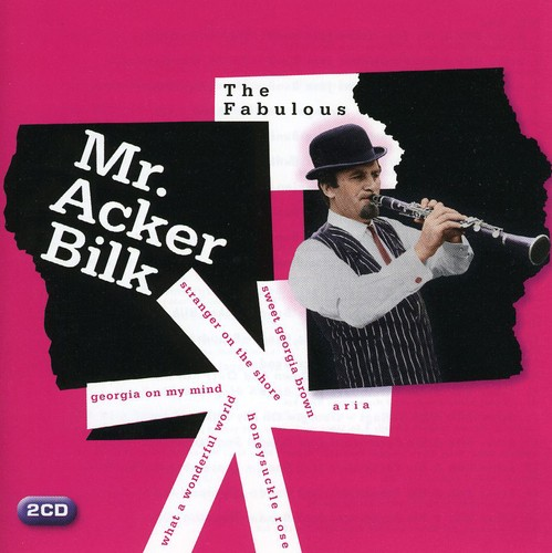 Fabulous Mr Acker Bilk [Import]
