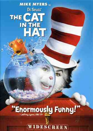 Dr Seuss the Cat in the Hat (2003)