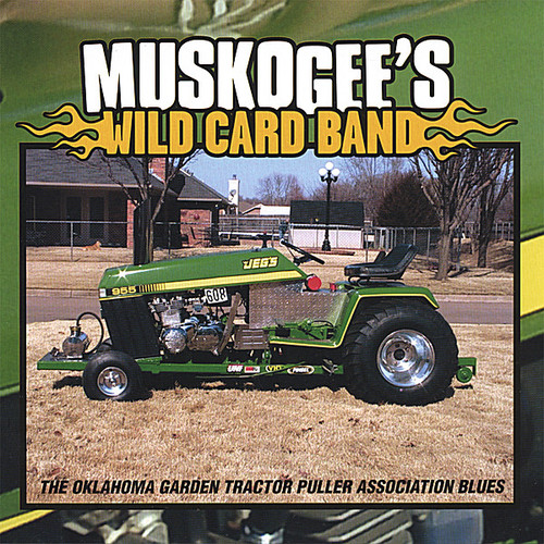 Oklahoma Garden Tractor Puller Association Blues