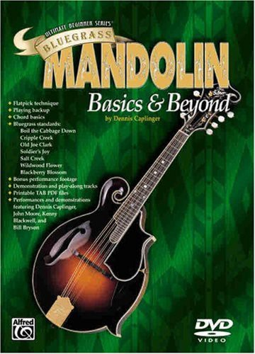 Ultimate Beginner Series: Bluegrass Mandolin Basics and Beyond