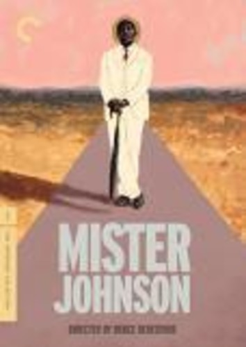 Criterion Collection: Mister Johnson