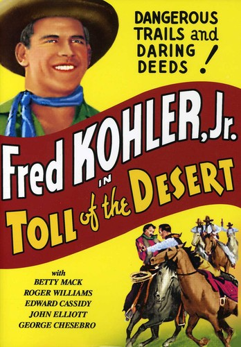 Toll of the Desert