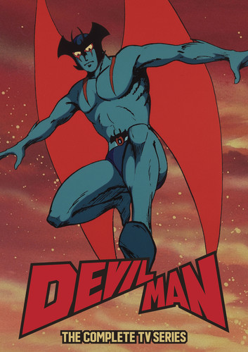 Devilman Complete TV Series