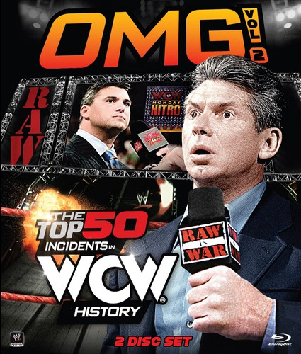 OMG!, Vol. 2: The Top 50 Incidents in WCW History