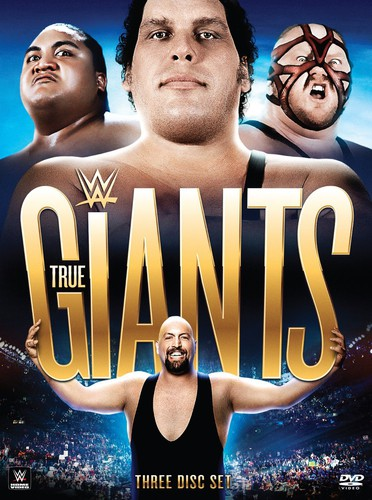 WWE Presents True Giants