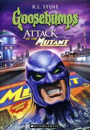 Goosebumps: Attack Of The Mutant Part 1 and Part 2 [Full Frame]
