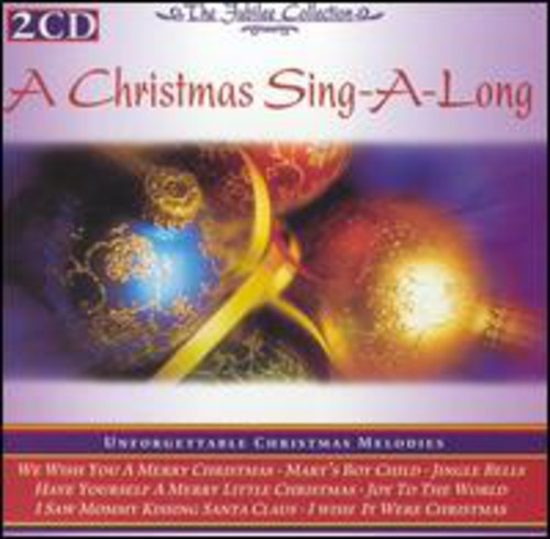 Christmas Sing-A-Long & What Child Is This /  Various