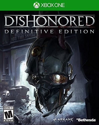 Dishonored - Definitive Edtion for Xbox One