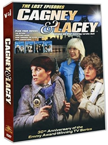 Cagney and Lacey: Lost Episodes 4 Dvd Set
