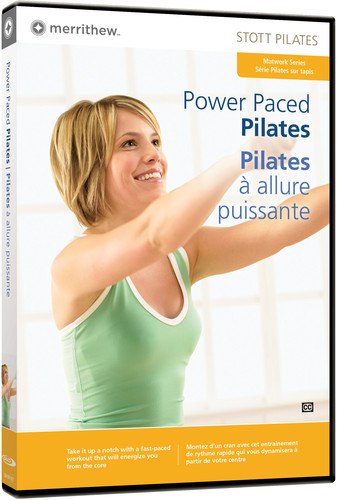 Power Paced Pilates [English/ French Packaging]