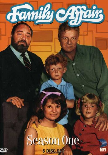 Family Affair: Season 1 (1966)
