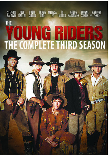The Young Riders: Series - Seasons 1 & 2 & 3