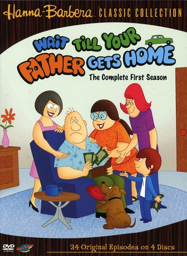 Wait Till Your Father Gets Home: The Complete First Season [Standard][4 Discs] [Digipak]