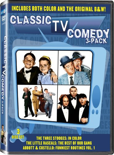Classic TV Comedy 3-Pack