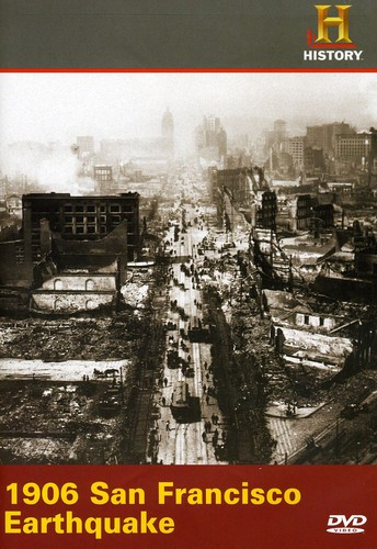 Mega Disasters: San Francisco Earthquake