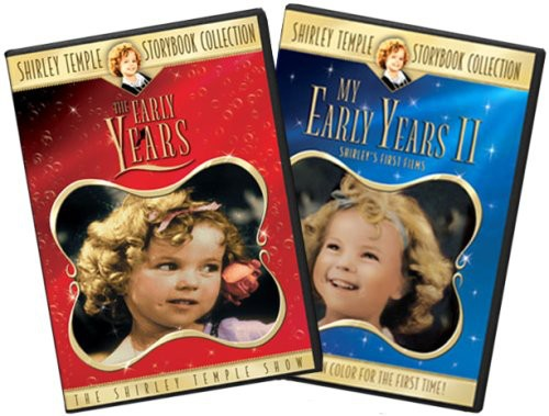 Shirley Temple: The Early Years, Vol. 1 and Vol. 2 [Dolby]