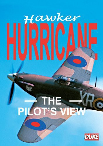 Pilots View: Hawker Hurricane /  Various