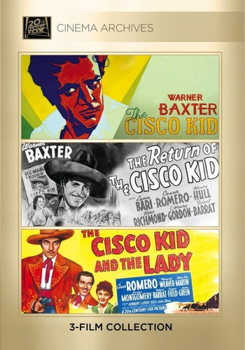 Cisco Kid /  Return of the Cisco Kid /  Cisco Kid &