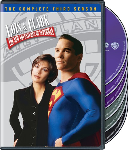 Lois and Clark: The Complete Third Season