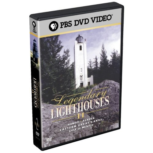 Legendary Lighthouses, Vol. 2 [2 Discs] [Documentary]