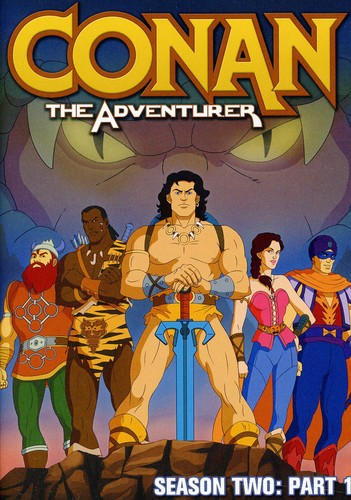 Conan the Adventurer: Season Two Part 1