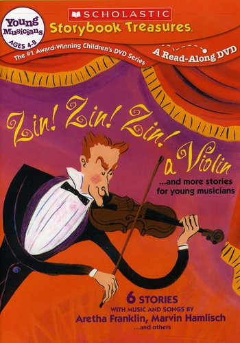 Zin Zin Zin a Violin & More Stories for Young