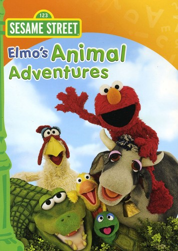 Elmo's Animal Adventure
