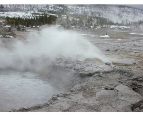 Mega Disasters: Yellowstone Eruption