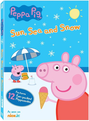 Peppa Pig: Sun, Sea and Snow