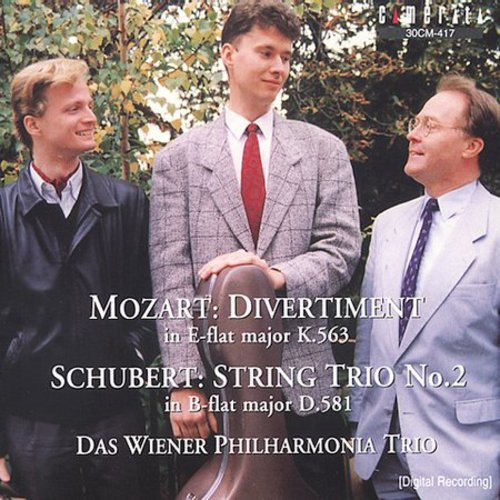 Divertimento in E Flat Major
