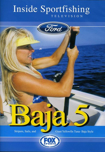 Baja Part 5 - Stripers, Sails & Giant Yellowfin Tuna