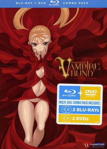Dance in the Vampire Bund: Complete Series