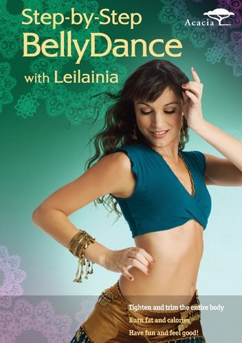 Step-By-Step Belly Dance