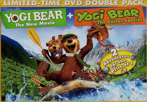 Yogi Bear (2011) & Yogi the Easter Bear
