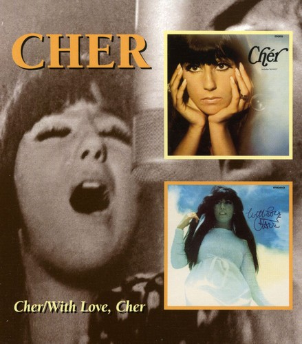 Cher/ With Love, Cher [Remastered] [Reissue] [Import]