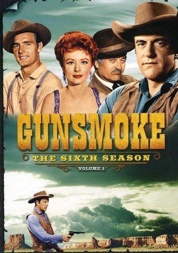 Gunsmoke: The Sixth Season Volume 1