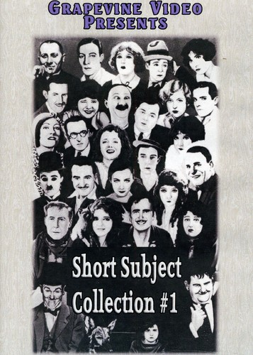 Short Subject Collection 1 [1922 - 1934] [B&W] [Silent]