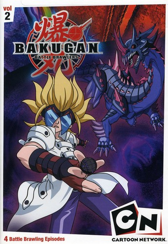 Bakugan: Volume 2: Game On