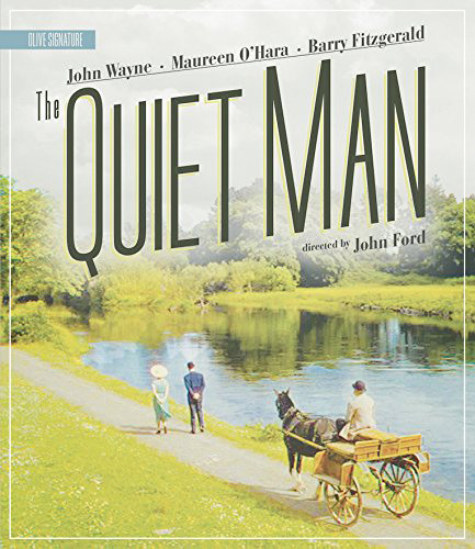 The Quiet Man (Olive Signature)
