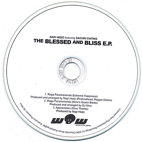 Blessed & Bliss EP