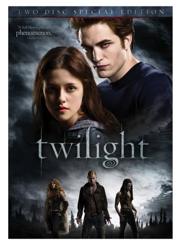 Twilight [2008] [Widescreen] [2 Discs] [O-Sleeve]