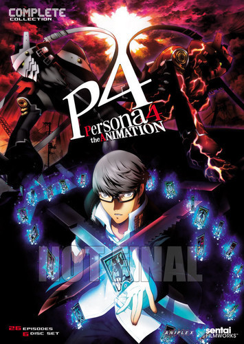 Persona 4: The Animation: Complete Collection