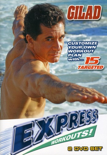 Gilad: 15 Targeted Express Workouts [Excercise]