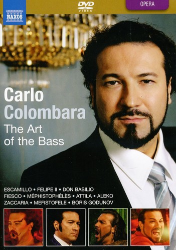 Carlo Colombara: Art of the Bass