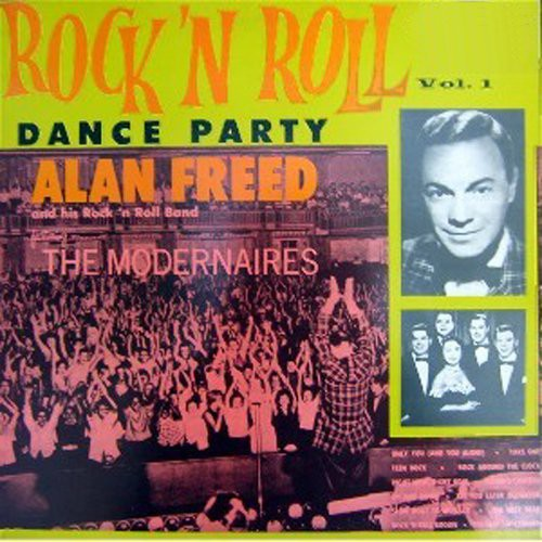 Rock N Roll Dance Party /  Various