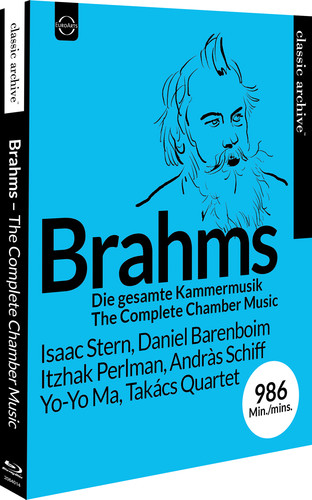 Classic Archive Brahms: The Complete Chamber Music