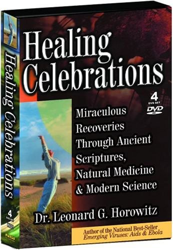 Healing Celebrations - Dr Leonard Horowitz