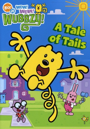 Wow! Wow! Wubbzy: A Tail of Tails